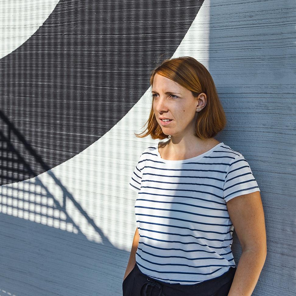Portraitfoto von Carla Maurer